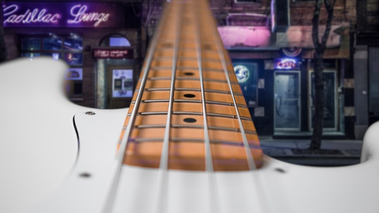 Blues Bass – Quick Start Guide