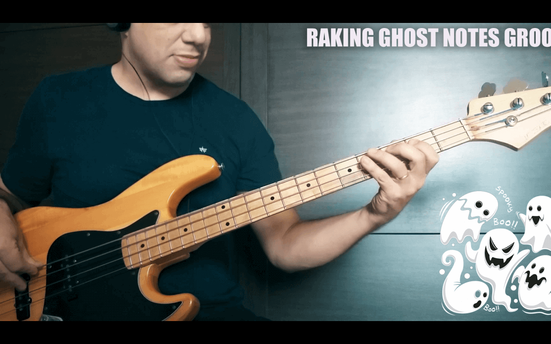 Raking Ghost Notes Groove