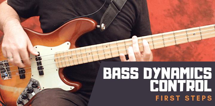 Bass Dynamics Control – First Steps