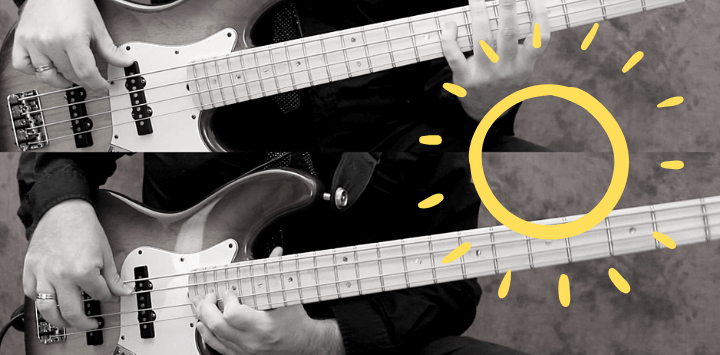 The House Of The Rising Sun – Bass Solo Arrangement