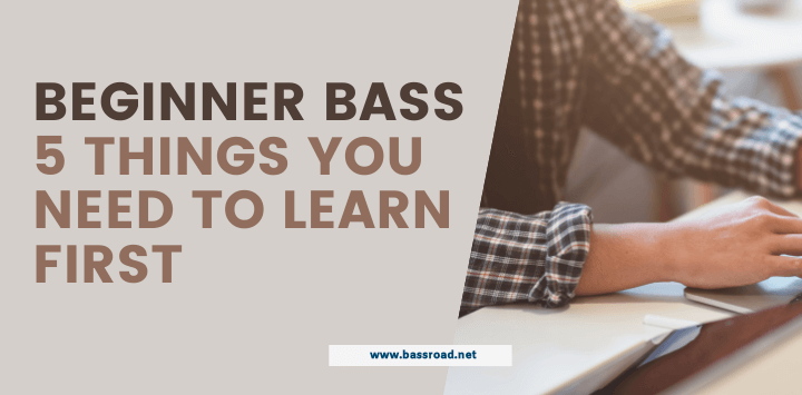 Beginner Bass – 5 Things You Need to Learn